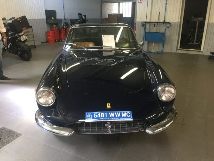 Azur Car réalisation
